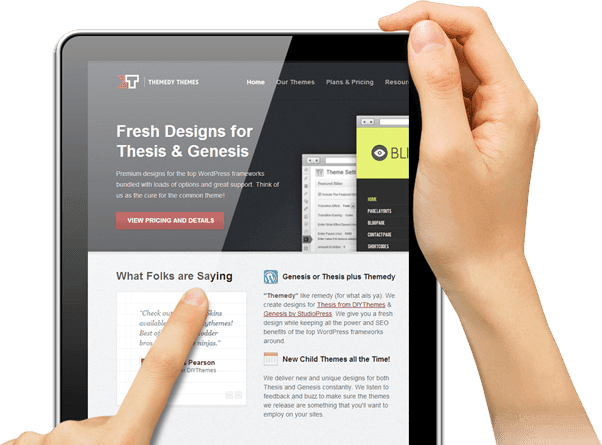 thesis theme consulting